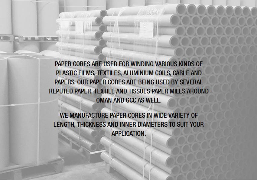 Sohar Paper Cores LLC